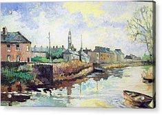 Harrys  Mall -limerick-ireland Acrylic Print