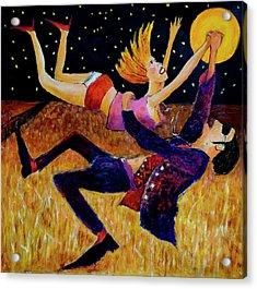 Harvest Moon Jive Acrylic Print