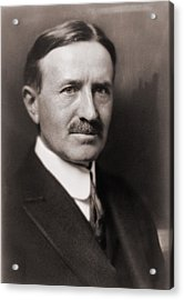 Harvey Firestone 1868-1938, Founded Acrylic Print by Everett