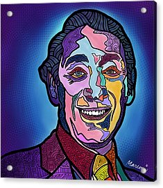 Harvey Milk I Recruit You Acrylic Print