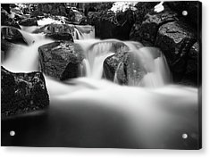 Harz Mountain Stream Acrylic Print