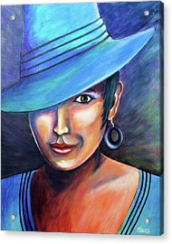 Hat Affair Acrylic Print