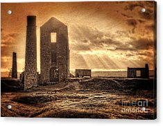 Haunted Britain - Magpie Mine Acrylic Print
