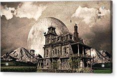 Haunted Haven Acrylic Print