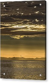 Hauraki Gulf At Sunrise Acrylic Print