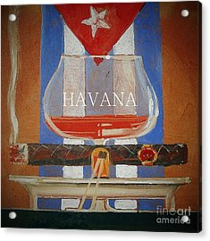 Havana Acrylic Print