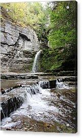 Eagle Cliff Falls II Acrylic Print