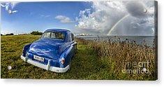 Havana Rainbow Acrylic Print