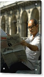 Acrylic Print featuring the photograph Havana by Travel Pics