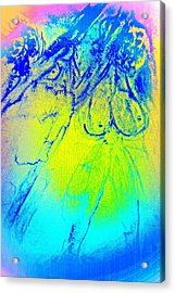 You Should Have A Glance At This And Admire Us    Acrylic Print