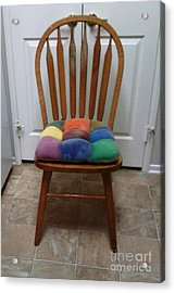 Have A Seat Acrylic Print by Jamey Balester