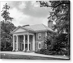 Haverford College Roberts Hall Acrylic Print