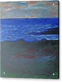 Hawaii Horizon Acrylic Print