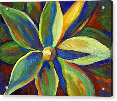 Hawaiian Plant Acrylic Print