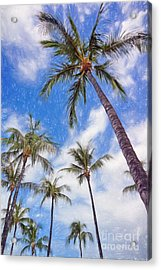 Hawaiian Vacation #4 Acrylic Print