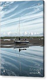 Hawk 20 Brancaster Staithe Norfolk Acrylic Print