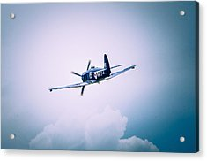Hawker Sea Fury Fb11 Acrylic Print