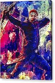 Hawkeye Acrylic Print