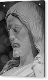 He Shall Be Meek Acrylic Print by Greg Collins