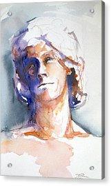 Head Study 1 Acrylic Print