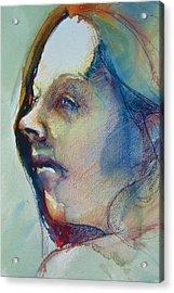 Head Study 7 Acrylic Print