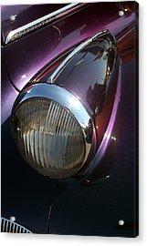 Acrylic Print featuring the photograph Headlight by Lynn Bawden
