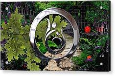 Heal The World Acrylic Print