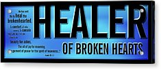 Healer Of Broken Hearts Acrylic Print