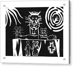 Healers Acrylic Print