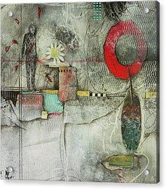 Healing Circle Of Spirit  Acrylic Print