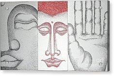 Healing Acrylic Print