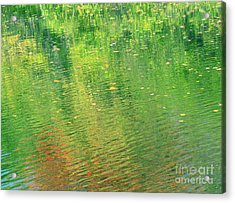 Healing In All Forms Acrylic Print