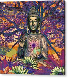 Healing Nature Acrylic Print
