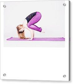 #health #fitness #fit #tagsforlikes Acrylic Print