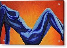 Hear Me Roar Acrylic Print by Amy Rouyer