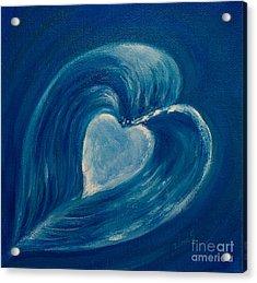 Heart Abstract Acrylic Print