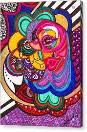 Heart Awakening - IIi Acrylic Print