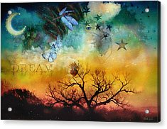 Heart Dream Acrylic Print