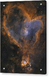 Heart Nebula Acrylic Print