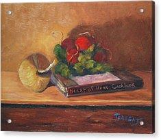 Heart Of Home Acrylic Print by Teresa Lynn Johnson