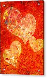 Heartfelt 2 Acrylic Print