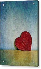 Heartfull Acrylic Print