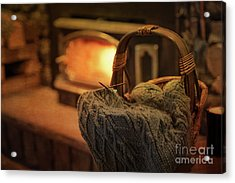 Hearth And Home Acrylic Print