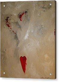 Hearts Eternal Acrylic Print by Vivian Mora