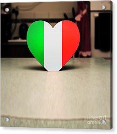 Hearty Italian Kitchen Acrylic Print by Jorgo Photography - Wall Art Gallery