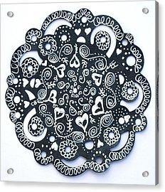 Hearty Acrylic Print