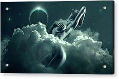 Heavenly Bodies Acrylic Print