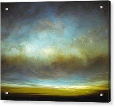 Heavenly View Acrylic Print