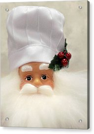 Heaven's Chef Acrylic Print by Christine Till