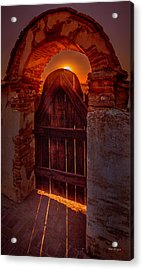 Heaven's Gate Acrylic Print by Tim Bryan